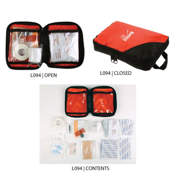 The Survival - First Aid Kit, In Soft Sided Pouch With Carry Handle Photo