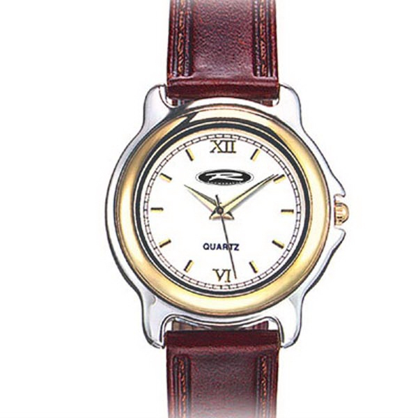 Edison - Ladies' Watch With One Micron Plated Case, Standard Band Photo