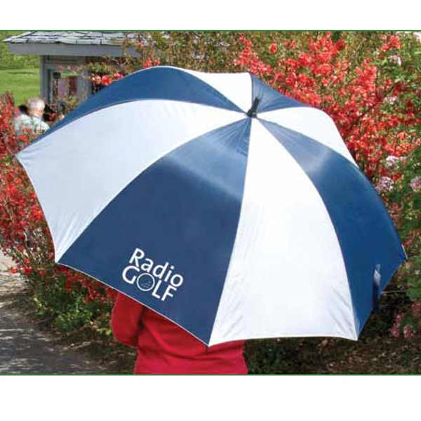 The Executive Golfer - Lightweight Stylish 190t Nylon Umbrella Photo