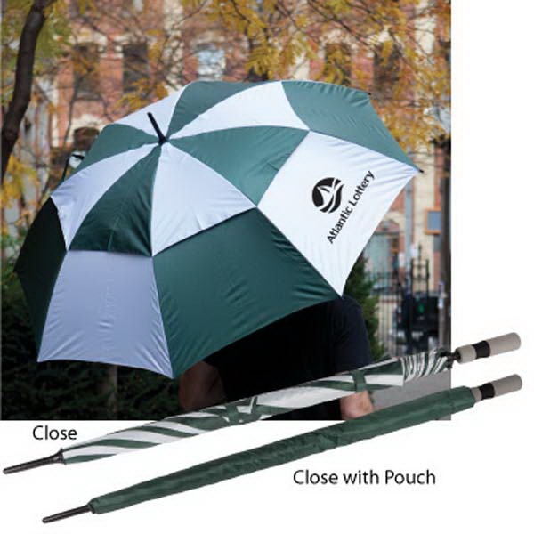 The Fierce - Windproof Two Tone Umbrella Photo