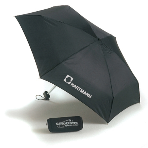 The Smart Protector - Mini Umbrella With Case Photo