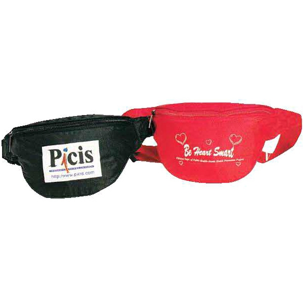 1 Zipper Fanny Pack. Nylon 420d. While Supplies Last Photo