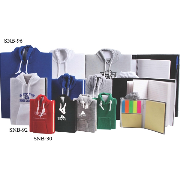The Sweatshirt Collection - Mini Sweatshirt Sticky Pad Notebook Photo