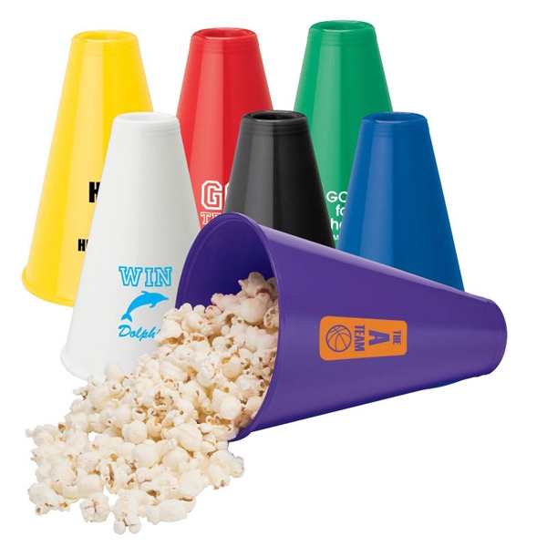 Megaphone/Popcorn Holder/Centerpiece