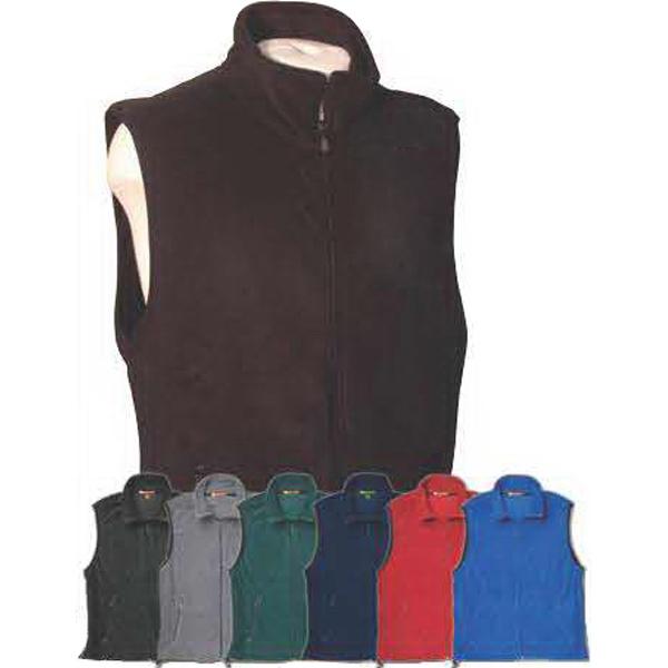Harriton 8 oz Fleece Vest