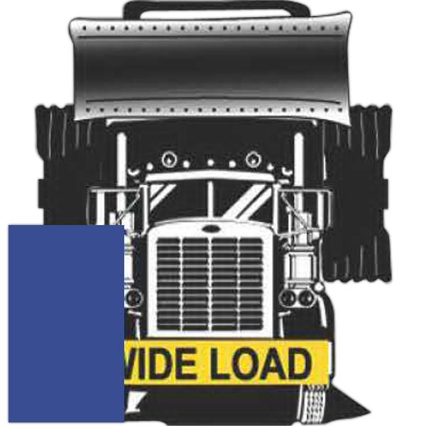 "18"" x 72"" Oversize load / wide load semi-trailer truck sign"