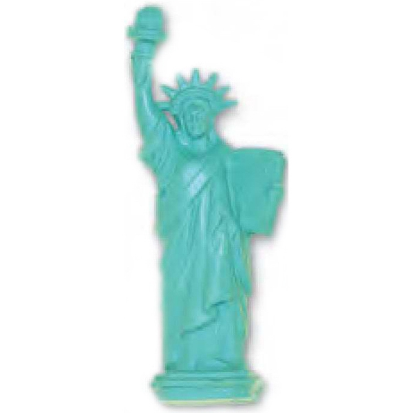 Light Green Statue Of Liberty Shape Eraser Photo