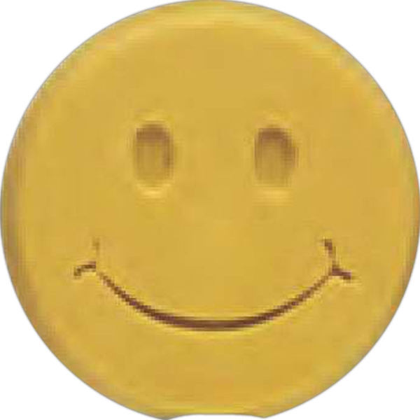 Happy Face Pencil Top Eraser
