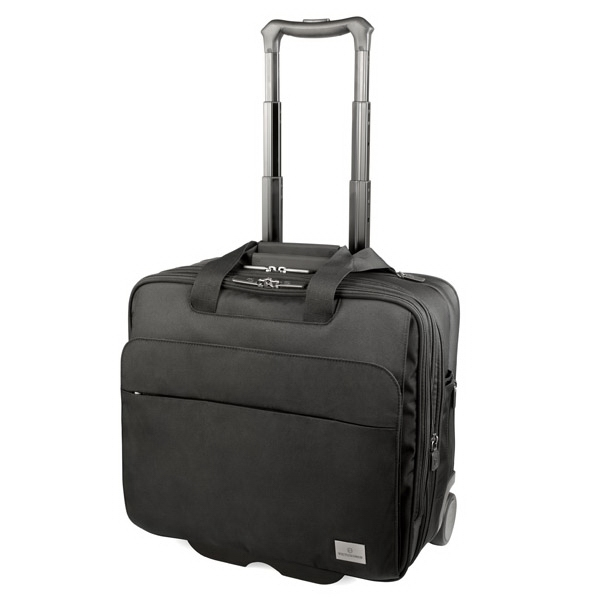 "Officer;werks Professional (tm) Collection - 17""/ 43 Cm Expandable Overnight Wheeled Case With 10"" (25 Cm) Tablet Or Ereader Pocket Photo"