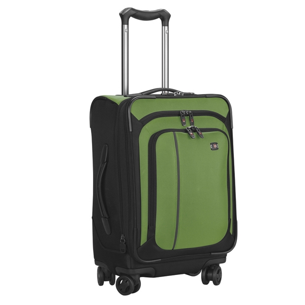 "Werks Traveler (tm) 4.0 Collection - Emerald - 20""/51cm Expandable 8-wheel Carry-on Photo"