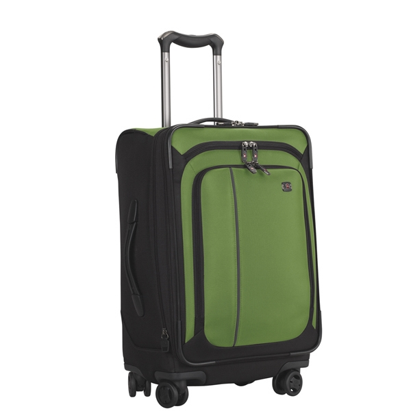 "Werks Traveler (tm) 4.0 Collection - Emerald - 22""/56cm Expandable 8-wheel Carry-on Photo"
