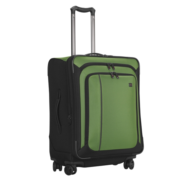 "Werks Traveler (tm) 4.0 Collection - Emerald - 24""/61cm Expandable 8-wheel Upright Photo"