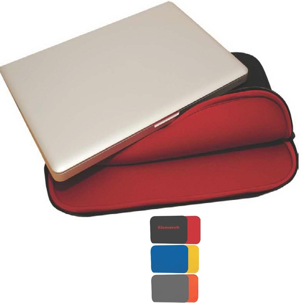 Neoprene Reversible Laptop Sleeve Photo