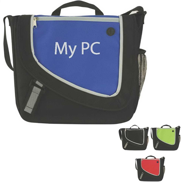 Frequency - Messenger Bag Made Of 600 Denier Nylon Photo