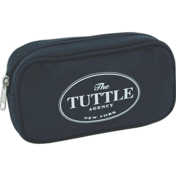 Microfiber Travel Amenity Dopp Bag Photo