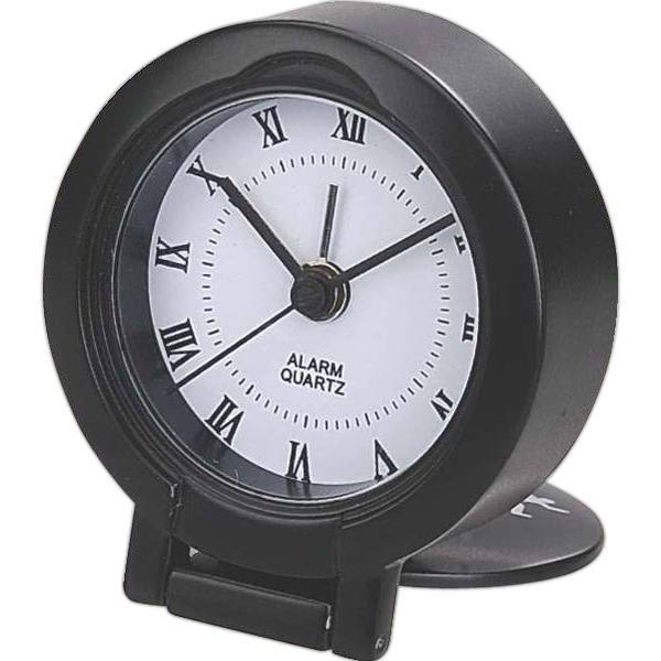 Quality Solid Zinc Alloy Alarm Clock With Quartz Movement In Lined Gift Box Photo