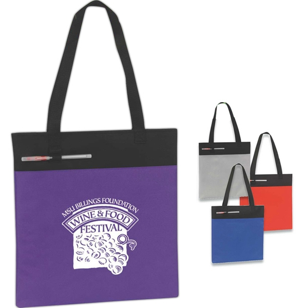 Event Tote, Made From 600 Denier Nylon With Pvc Backing Photo