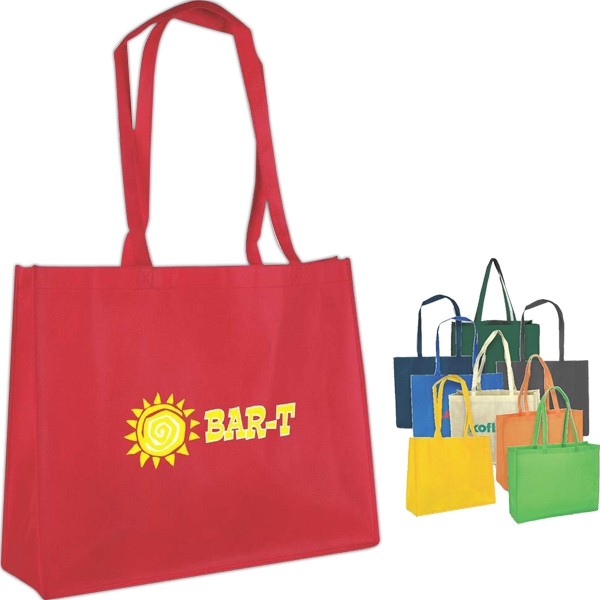 Nexus - Tote Bag Made With Non-woven 100 Gsm Polypropylene Photo