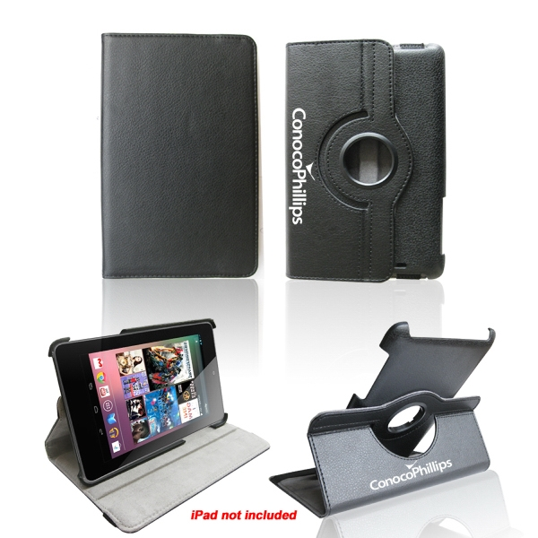 360 Rotating Leather Case For Google Nexus 7 Photo