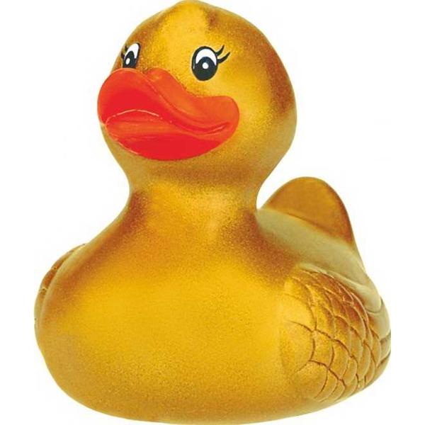 Rubber Golden Duck