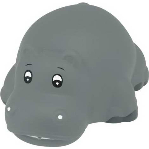 Rubber Squirting Mouth Baby Hippo