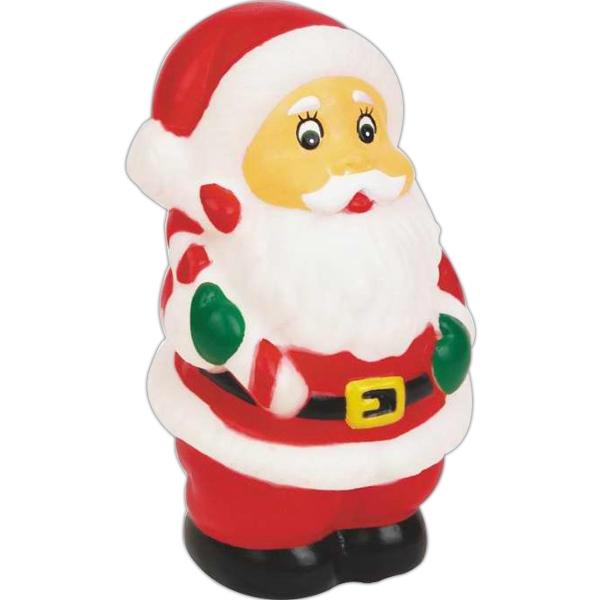 Rubber Santa