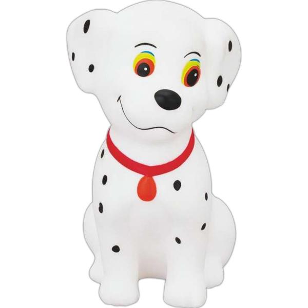 Rubber Dalmation Dog