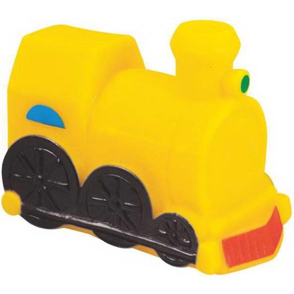 Rubber Locomotive Train