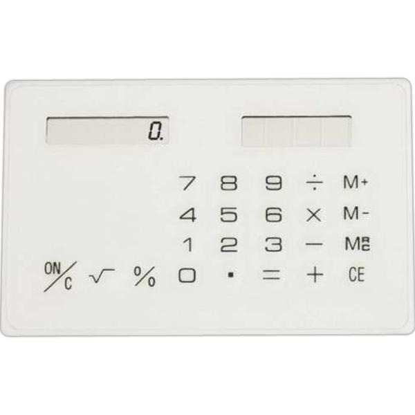 Credit Card Size Calculator