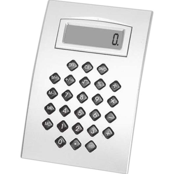 Desktop Calculator with Diamond Raised Keys