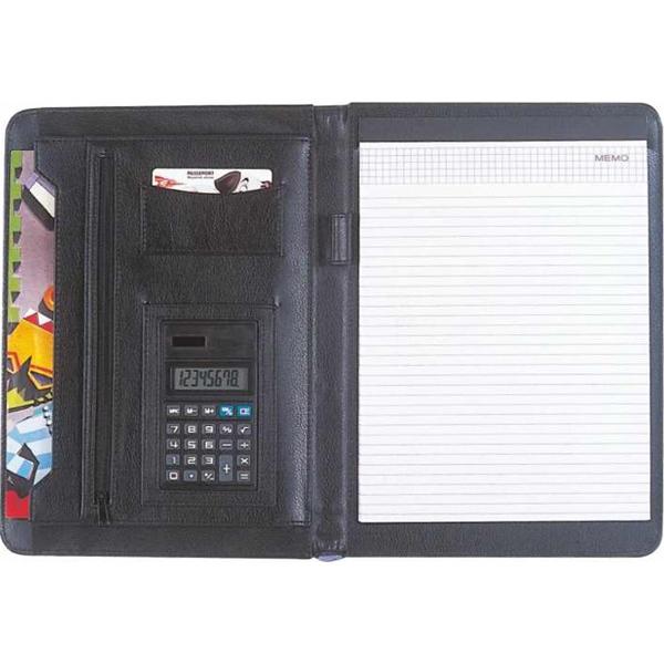 A4 Size Portfolio with Calculator
