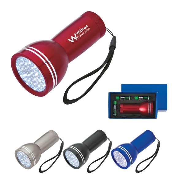 Aluminum Led Light With Strap Photo