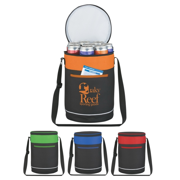 Barrel Buddy - Cooler Bag With Large Outside Front Pocket Photo