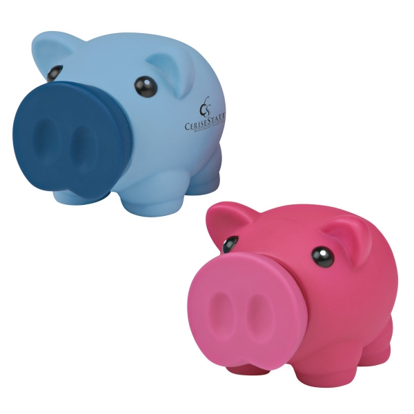 Mini Prosperous Piggy Bank Photo