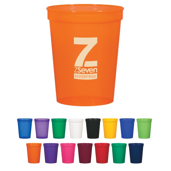 16 Oz. Stadium Cup Made With Recycled Materials Photo