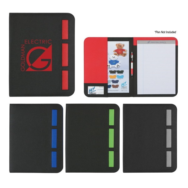 Non-woven Ribbon Padfolio Photo