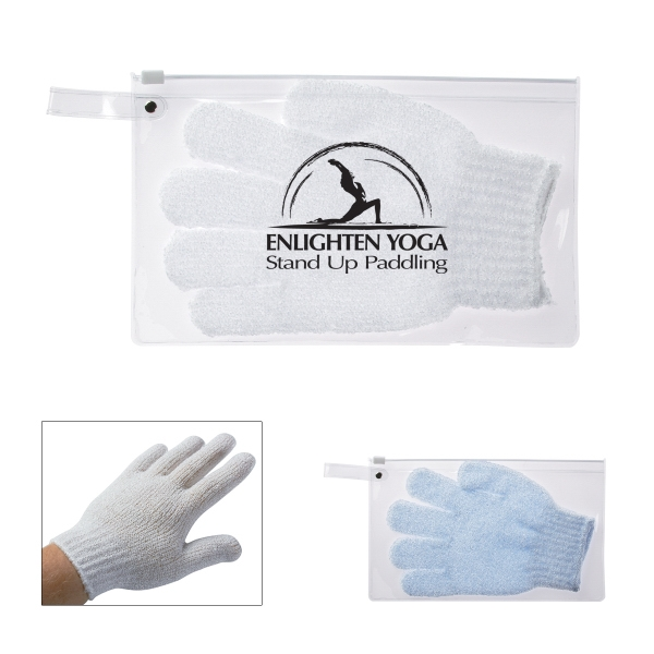 Scrub-a-dub - One Size Fits All Bath Glove Photo