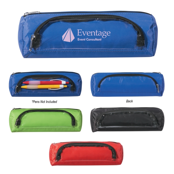 Academic Zippered Pencil Case Photo