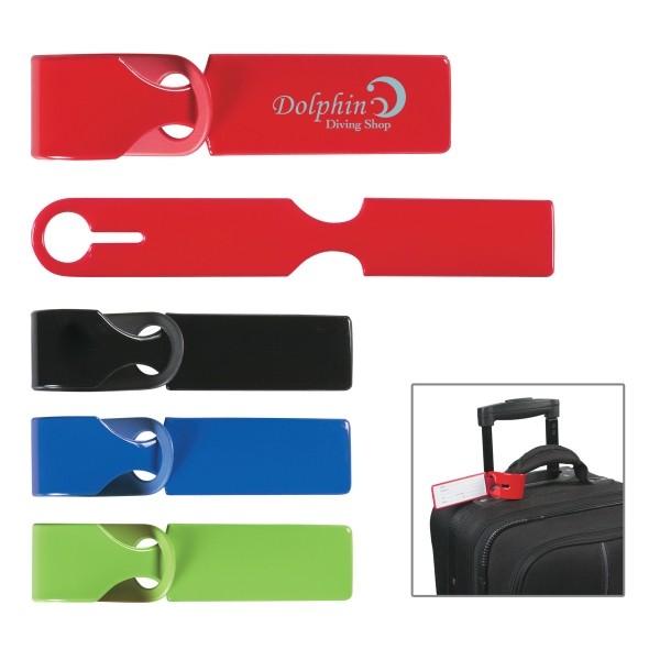 Loopy - Luggage Tag With Id Card Photo