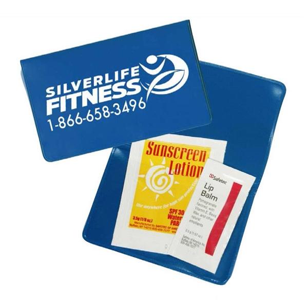 On The Beach - Sun Safety Kit