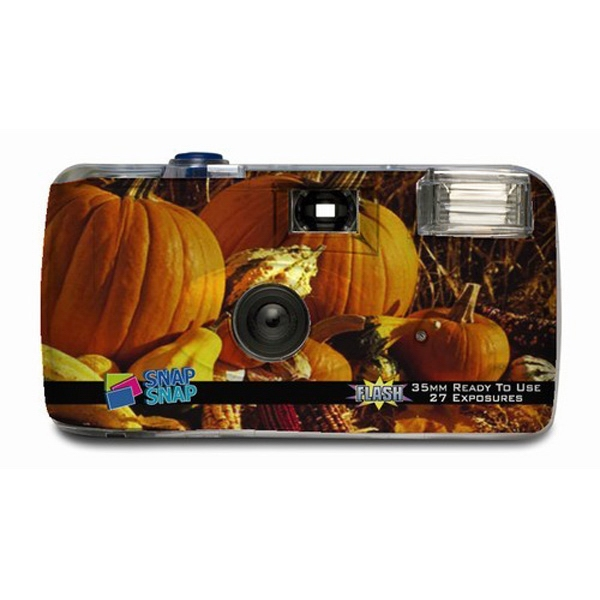 Halloween Themed Disposable Camera