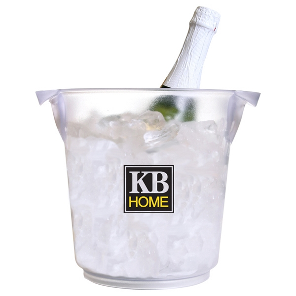 3 Working Days - 6 Quart Ice Bucket Large Photo