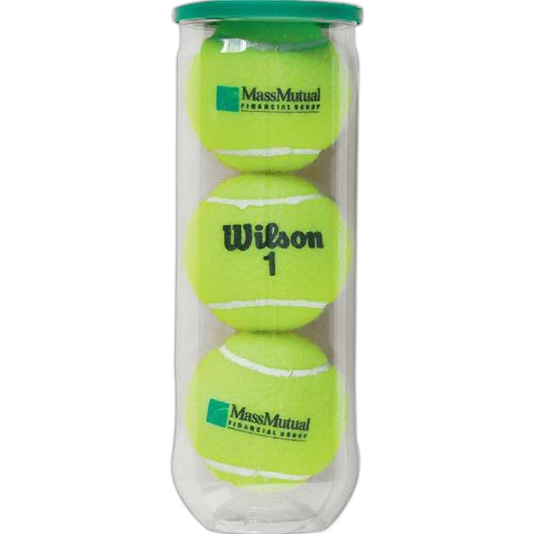 Wilson (r) - Can Of 3 Championship Tennis Balls Photo