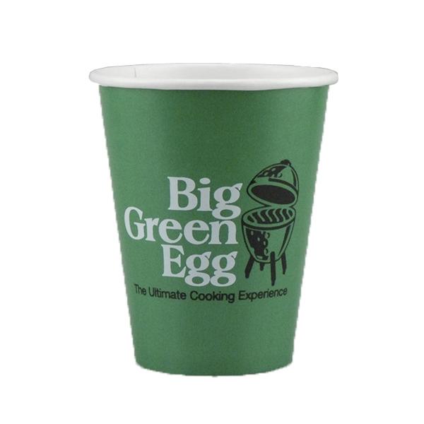 9oz Paper Cup - Green - 9oz Paper Cup - Green