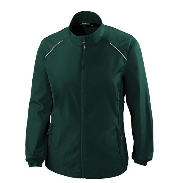 North End (r) Motivate Core365 (tm) -  X S- X L - Ladies' Unlined Lightweight Jacket Photo