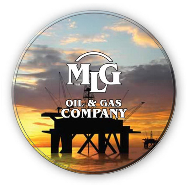 Oil Rig 2 - Coaster Designed For The Oil And Gas Industries Photo