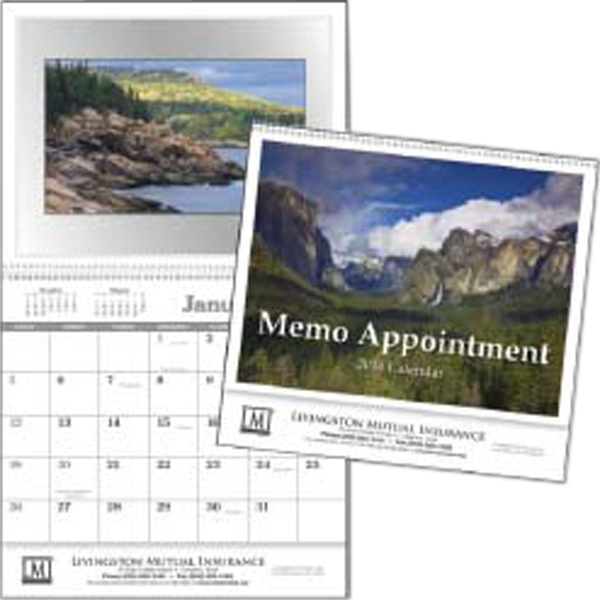 2015 Memo Appointment Calendar Photo
