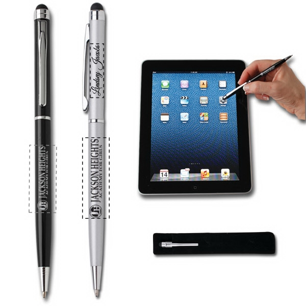 Touchwrite - Touch Screen Stylus And Ballpoint Pen Photo