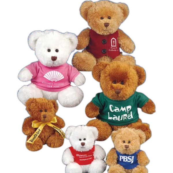 "Bentley Bear (tm) Sof-fur (tm) - Toast - Stuffed Toy Bear, 10"" Tall Photo"