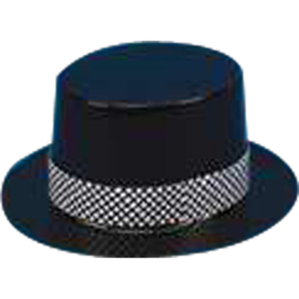 Plastic Top Hat For Stuffed Animal. Blank Photo